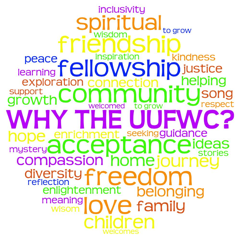 why the UUFWC?
